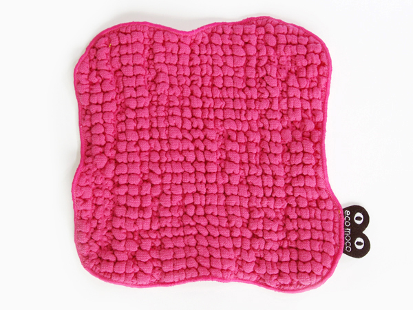 ecomoco animal skin Towel・エコモコアニマルスキンハンカチタオル