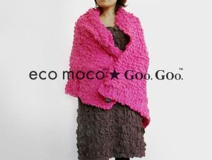 ecomoco★Goo.Goo. / モコモコハーフタオルケット