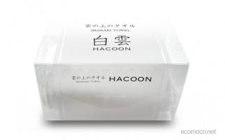白雲(Hacoon)雲の上のタオル 箱入れギフトパッケージ