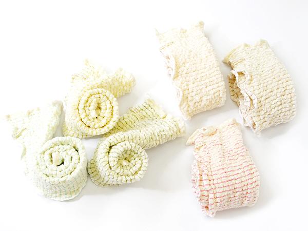 MOCOMOCO Boder Towel / モコモコボーダーフェイスタオル