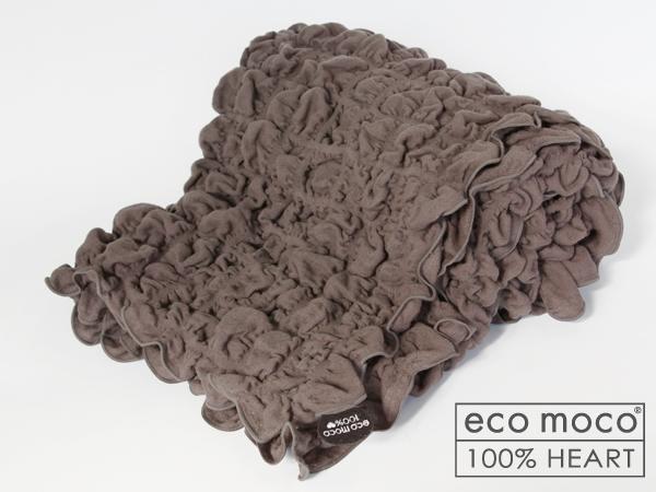 モコモコ2重ガーゼタオルハーフケット・ecomoco Goo Goo towel half ket