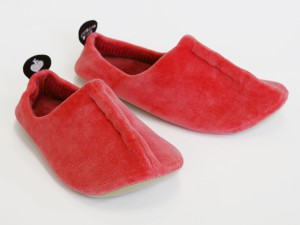 Velours Room Shoes Standard / ベロアルームシューズスタンダードモデル